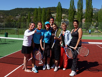 Tennis titre dames mai 2012 site