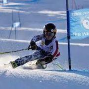 Course Départementale Ski Alpin à Chabanon