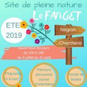 Ouverture Fanget site de pleine nature