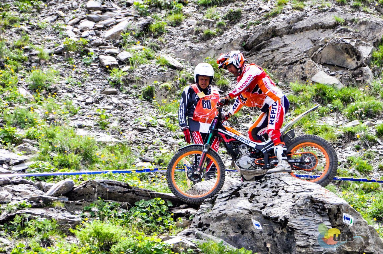 Trail Moto USb-17