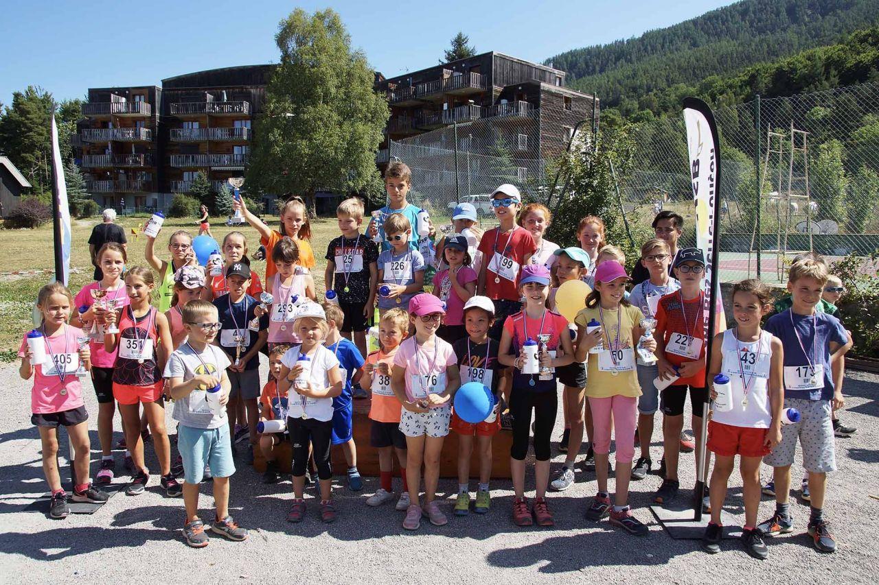8ème_Trail_de_Dormillouse_18_août_2019_remise_prix_trail_kids