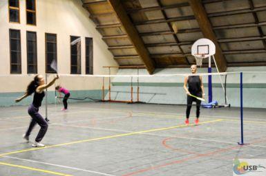 Badminton 2015 - 2016
