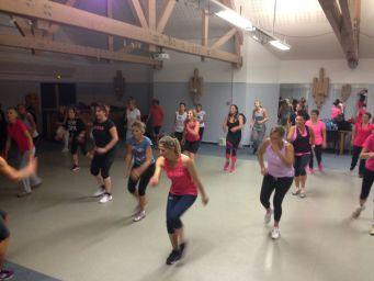 Séance Gym Tendance Adultes