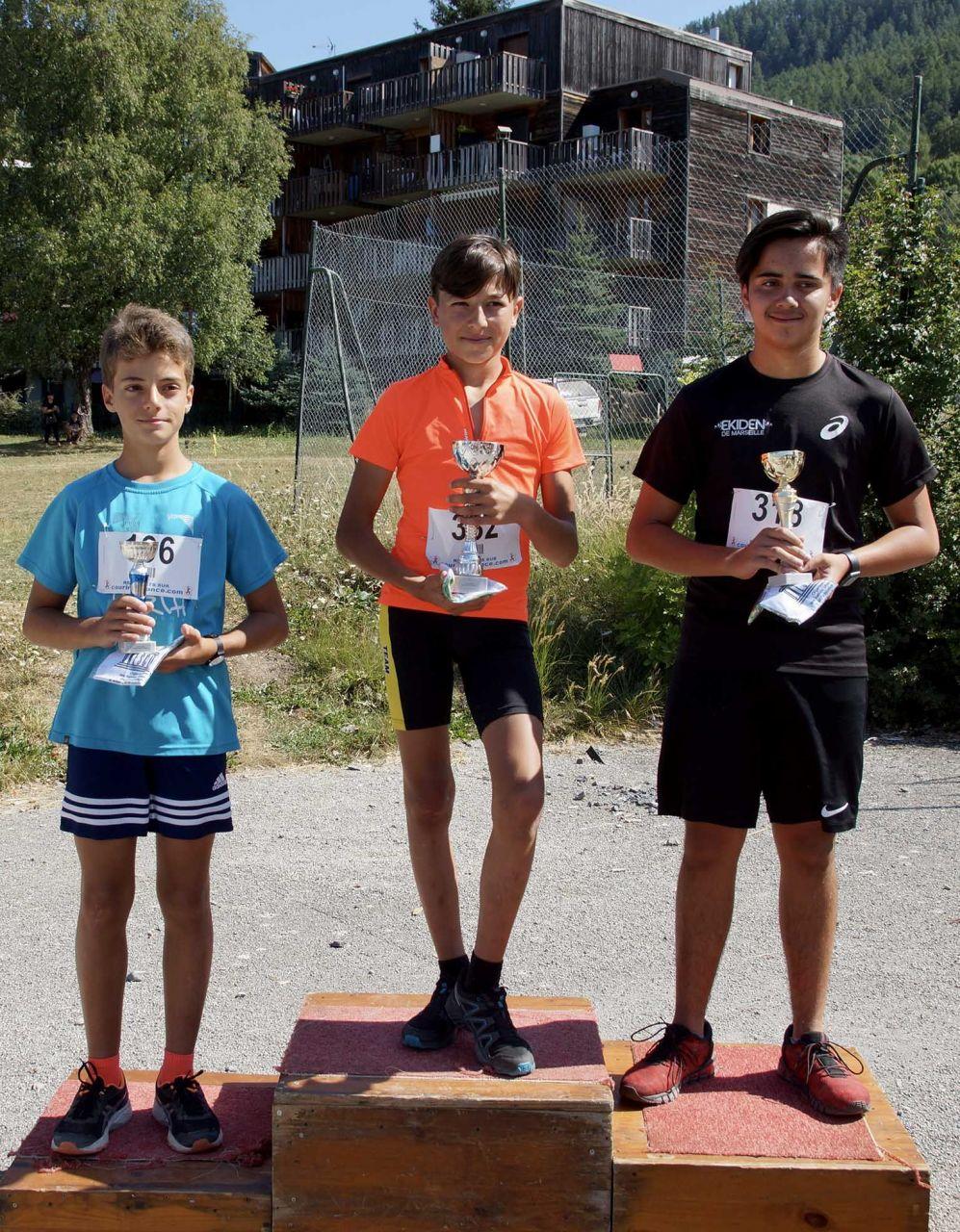 8ème_Trail_de_Dormillouse_18_août_2019_podium_kid's_5